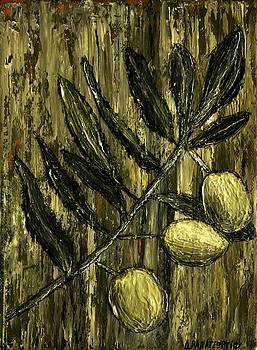 Olive Branch 1 by Dimitra Papageorgiou
