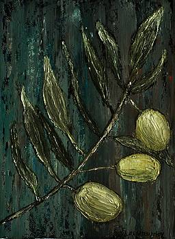 Olive Branch 2 by Dimitra Papageorgiou