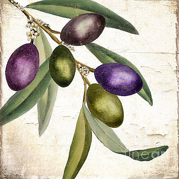 Olive Branch III by Mindy Sommers