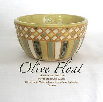 Olive Float by Teresa Tromp