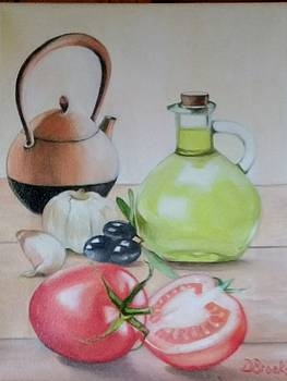 Olive Oil by Dorothy Brooks