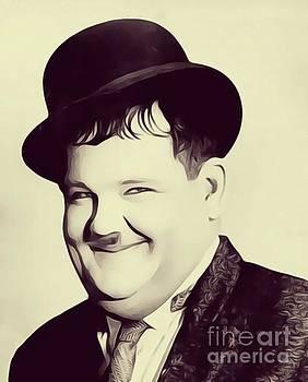 John Springfield - Oliver Hardy, Vintage Comedian