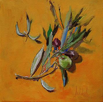 Olives by Barbara Andolsek