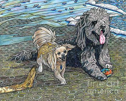 Ollie and Coda by Amy Frank