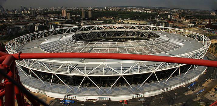 David French - Olympic Stadium