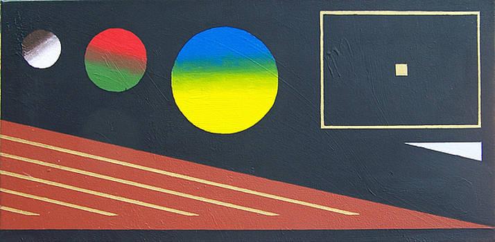 Olympie by David Lothar