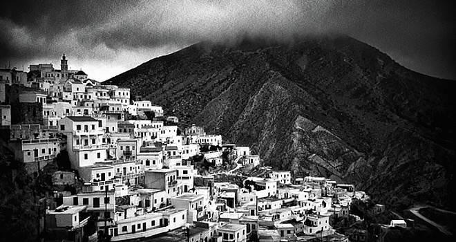 Silvia Ganora - Olympos. Karpathos Island Greece