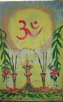 Om Immage For Memmory by m Bhatt