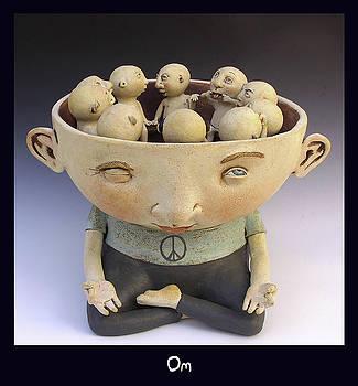 Om by Kina Crow