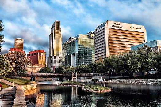 Omaha Skyline by Steve ODonnell