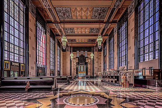 Susan Rissi Tregoning - Omaha Union Station Great Hall