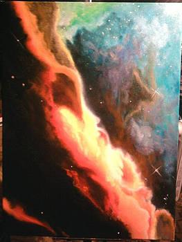 Omega Nebula by Nino  B