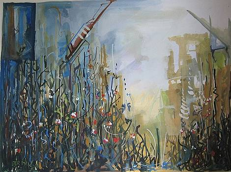Omega Spring by David McKee