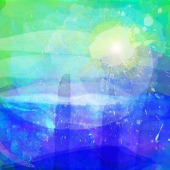 Ometepe Rising by John Hornsby