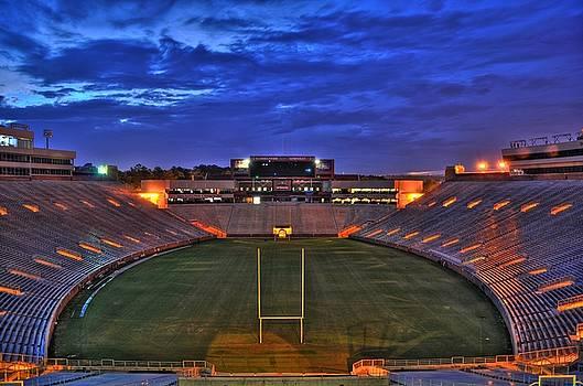 Ominous Stadium by Alex Owen