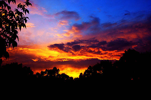 Clayton Bruster - Ominous Sunset