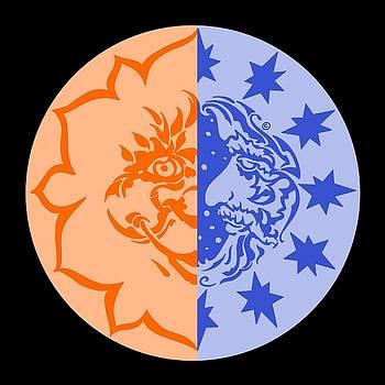 Omniscire Eclipse Logo by Dawn Sperry
