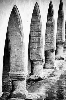 Omodhos Arches by Jeremy Voisey