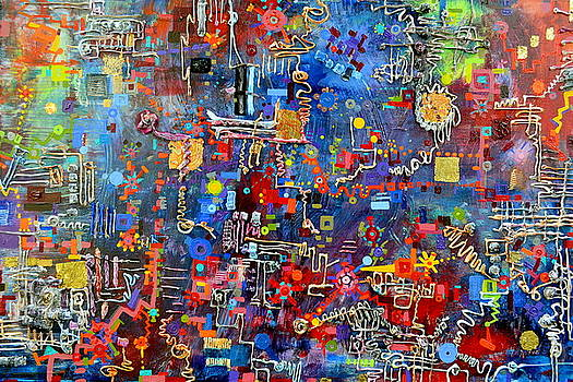 On a Chip by Regina Valluzzi