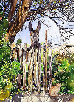 On a Finca in Andalucia by Margaret Merry