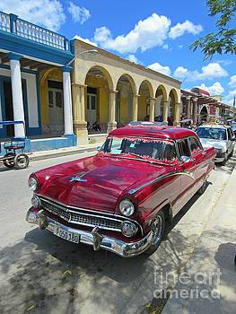 John Malone - On a Street in Holguin