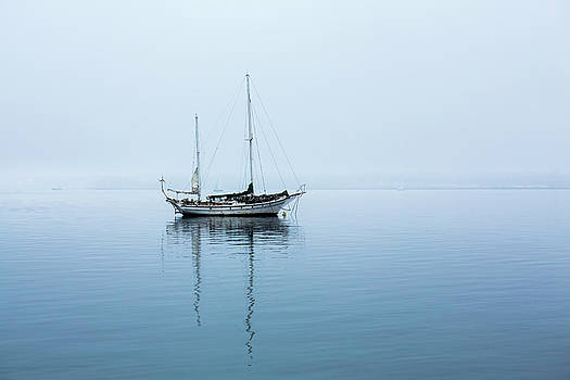 On Bellingham Bay by Bob Stevens