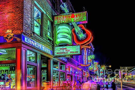 On Broadway - Nashville, TN by Demi Buckley