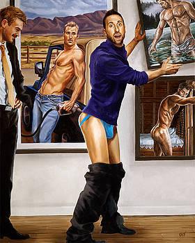 On Display Starring Michael Breyette by Paul Richmond