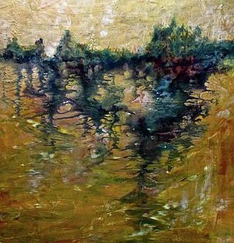On Golden Pond by Janice Nabors Raiteri