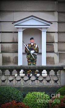 Jost Houk - On Guard