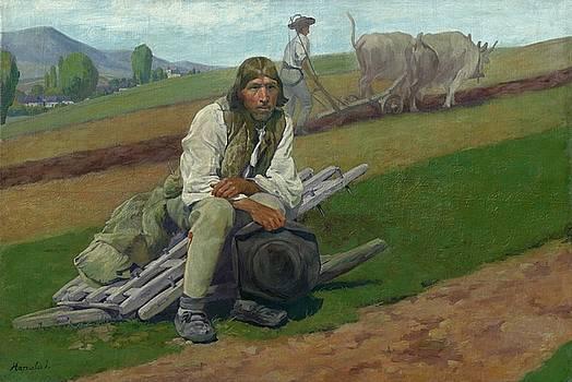 On native soil, Jozef Hanula by Vintage Printery