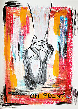 ON POINTe by Artista Elisabet