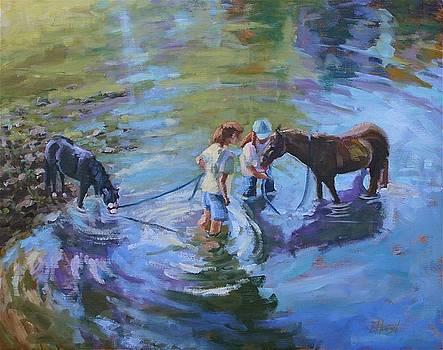 On Summer Time by Elaine Hurst