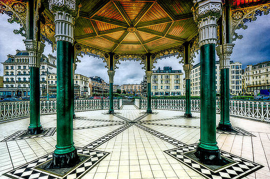 On The Bandstand by Chris Lord