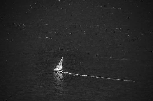 On The Bay by Larry  Goss