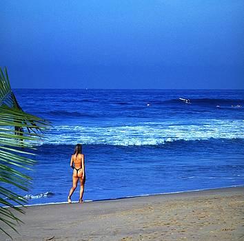 On The Beach by Travel Pics