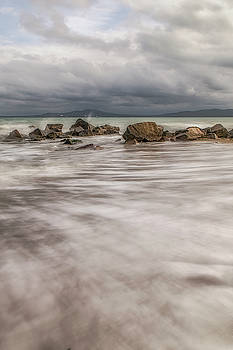 On the Black Sea coast by Plamen Petkov