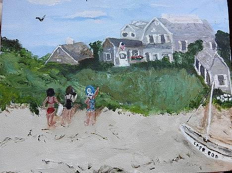 On the Cape by Jean Forman