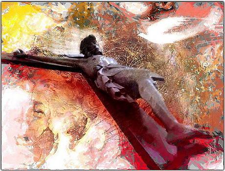 Freddy Kirsheh - On the Cross