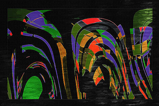 Barry Jones - On the Curve - Abstract