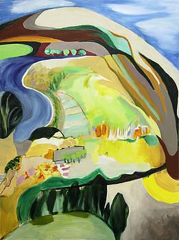 On the Edge by Sarah Whitecotton