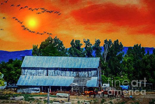 On the Farm II by Billie-Jo Miller