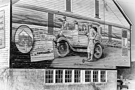 Steve Harrington - On the Lincoln Highway 2 - Vignette