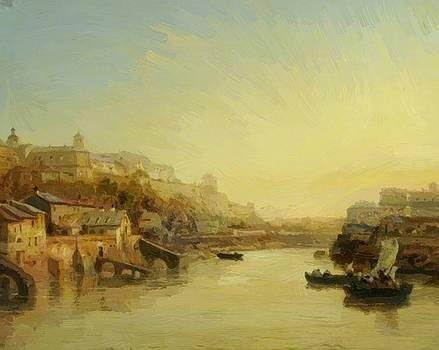 Webb James - On The Meuse