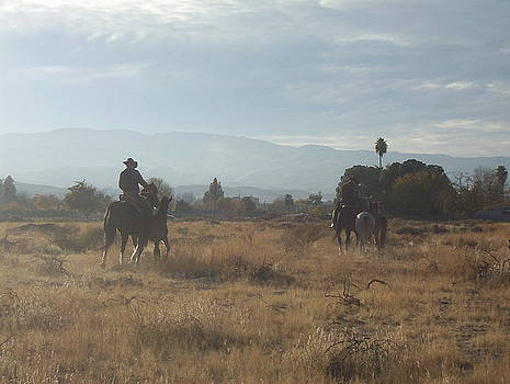 On The Range by Janey Loree