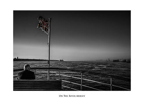 On the River Mersey by Phil Fiddyment
