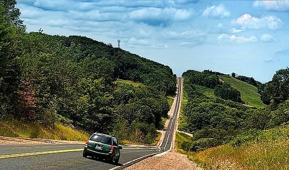 Jeff S PhotoArt - On the road again