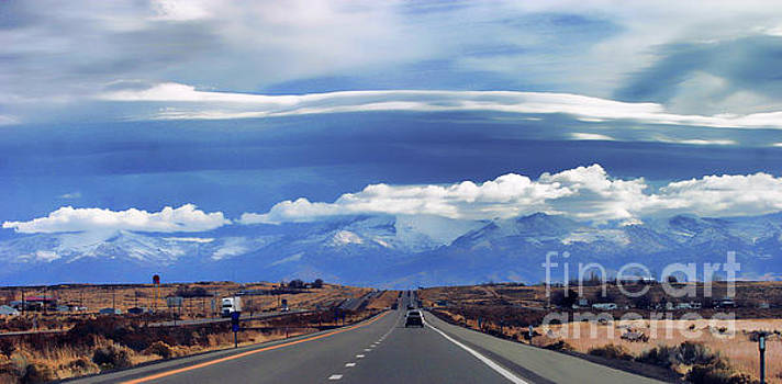 Chuck Kuhn - On the Road Crossing USA