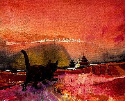 Miki De Goodaboom - On The Road To CATmandu