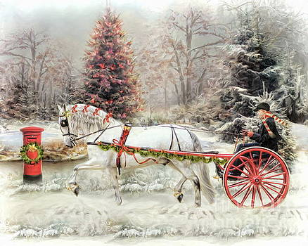 On The Road To Christmas by Trudi Simmonds